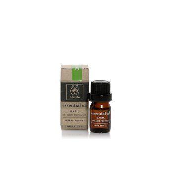 Αpivita Βιολογικό Αιθέριο Έλαιο Βasil-Βασιλικός 5ml - Αιθέρια έλαια -Έλαια - Εναλλακτική Ιατρική - Προϊόντα - Pharmacy2go