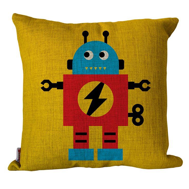Robot cushion