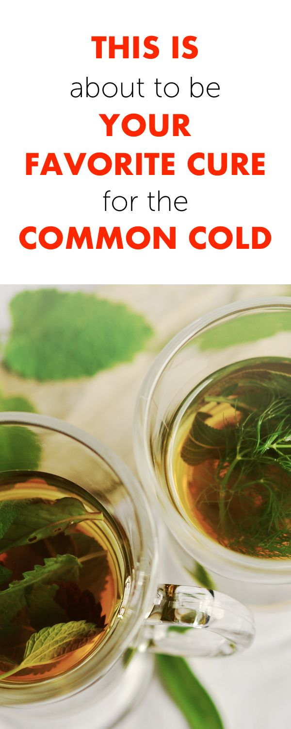 This Is About To Be Your Favorite Cure For The Common Cold