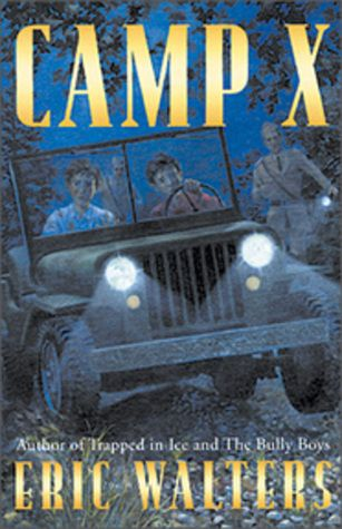 F WAL Camp X. It's 1943, and nearly-12-year-old George and his older brother Jack are spending a restless wartime summer in Whitby, Ontario, where their mom is working at a munitions plant while their dad is off fighting the Germans. One afternoon, the boys stumble across Canada's top-secret spy camp-and so begins an exciting and terrifying adventure as George and Jack get caught up in the covert activities of Camp X.