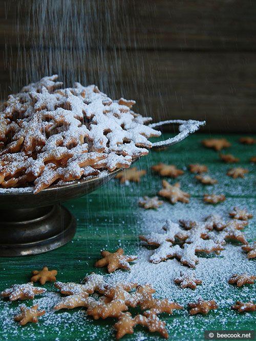 Crostoli – итальянский хворост