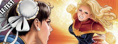 La critique du jeu vidéo Marvel Versus Capcom Infinite