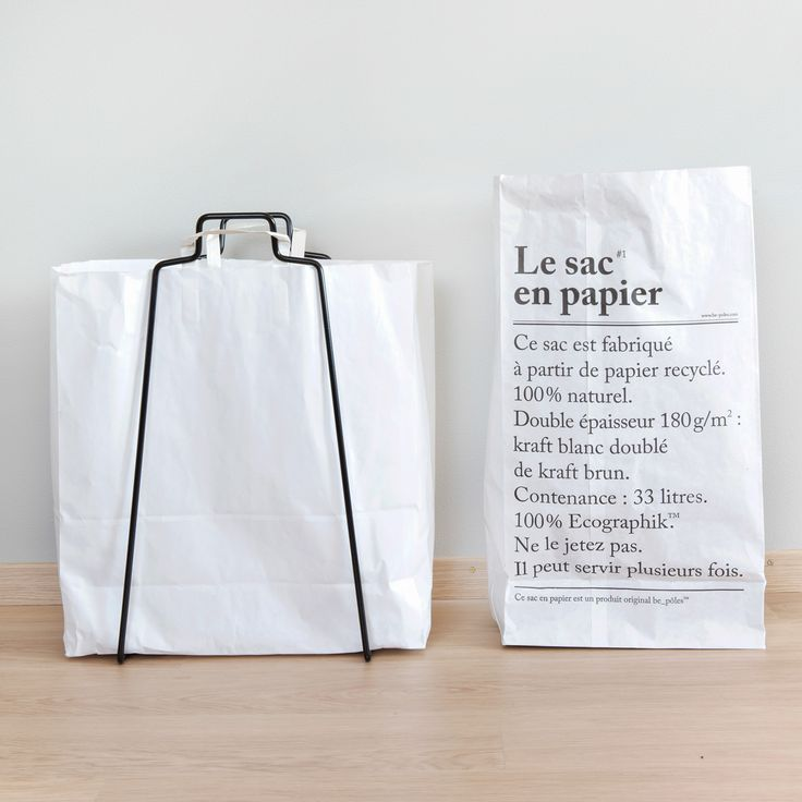 Recycle papers with style