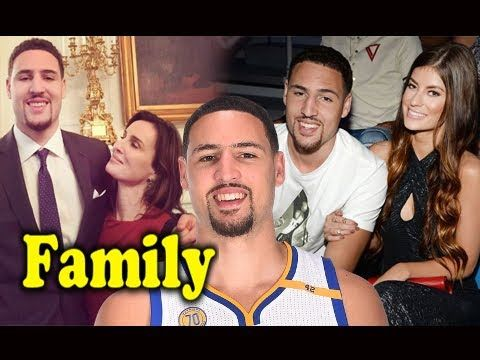 Klay Thompson Family Photos With Father,Mother,Brother and Girlfriend Ha...