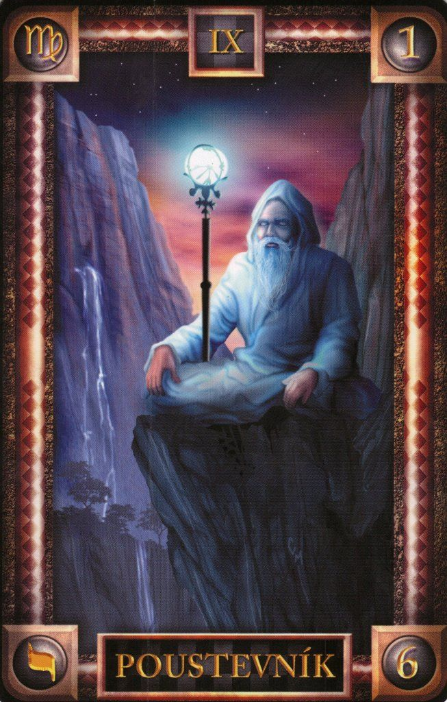 Tarot snů :: Výklad tarotových karet