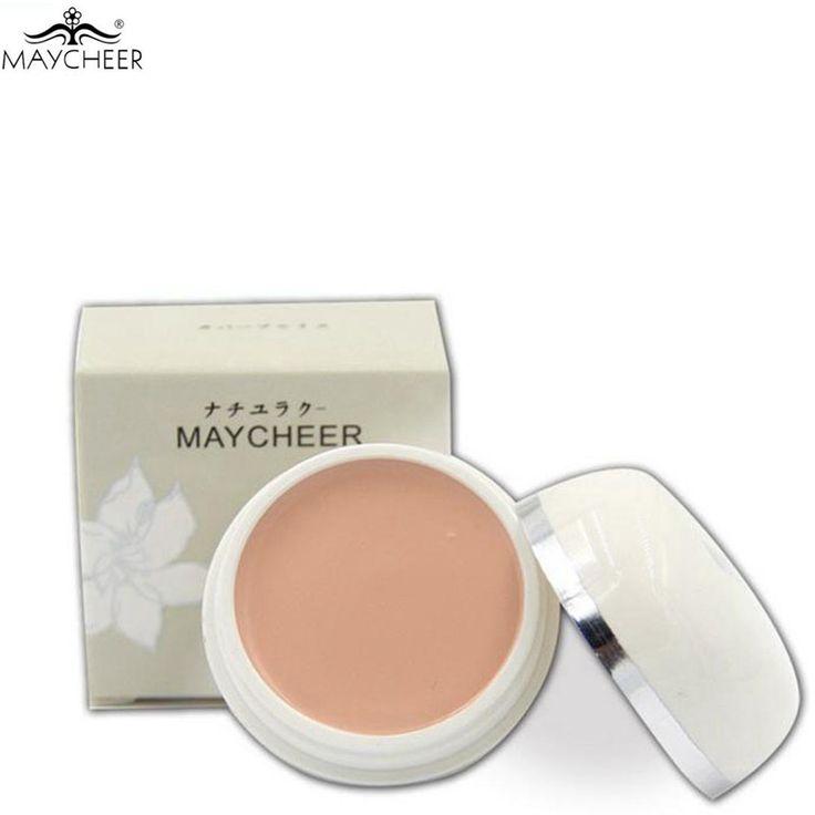 Maycheer marca cara perfecta crema corrector spf30 pecas cicatrices aceite-control ojo negro de la cubierta completa de maquillaje cara fundación base