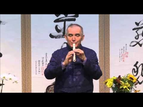 Master Peter's Flute and Soul Song Blessing