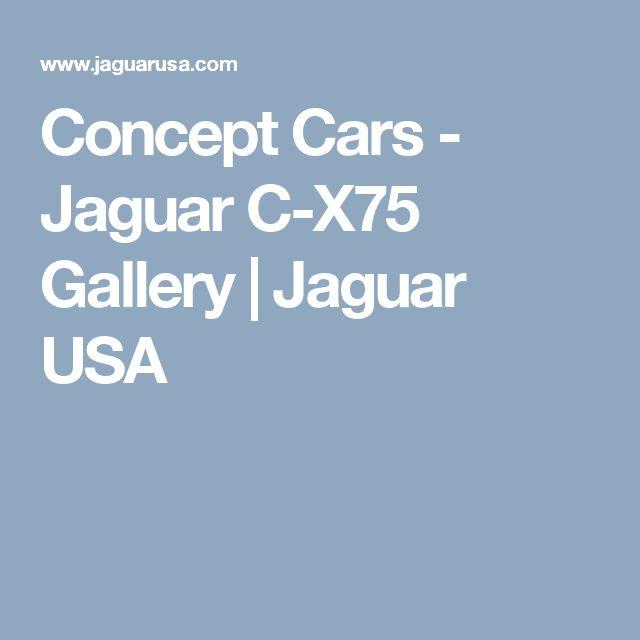 Concept Cars - Jaguar C-X75 Gallery   Jaguar USA