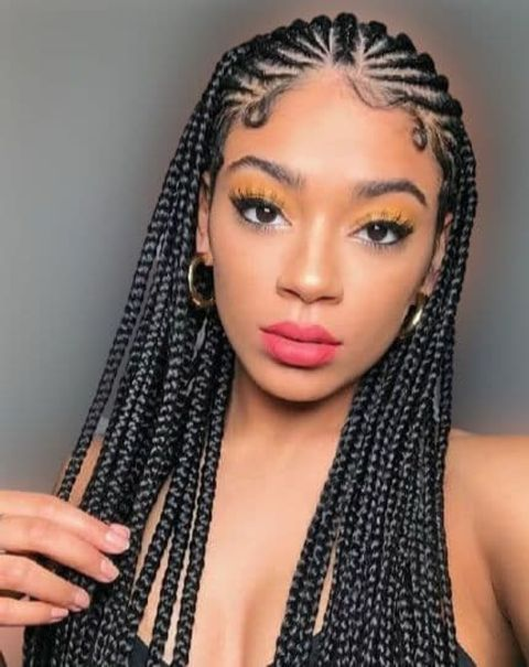 32+ Braids hairstyles 2021 pictures inspirations