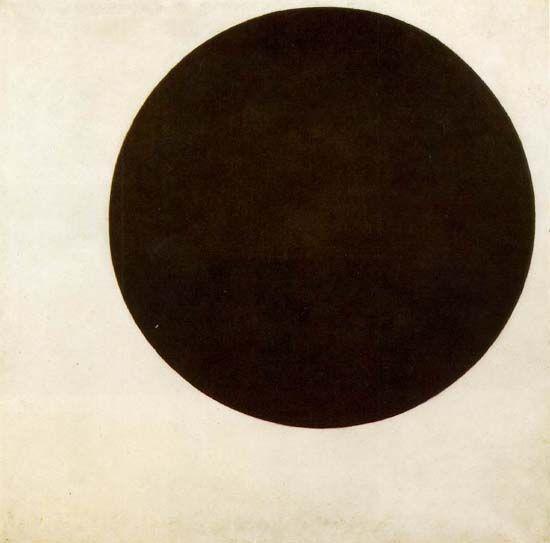 Kazimir Malevich, Black Circle (1915)