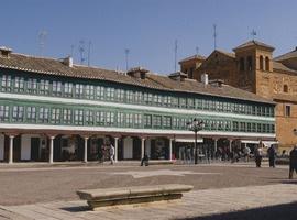 Plaza Mayor de Almagro, Ciudad Real, España (nos la recomienda Pablo Guzmán)