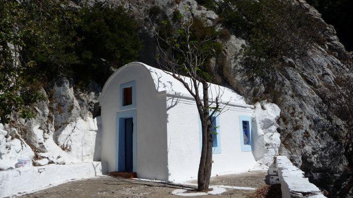 St. John's Chapel at Pythagoras Cave