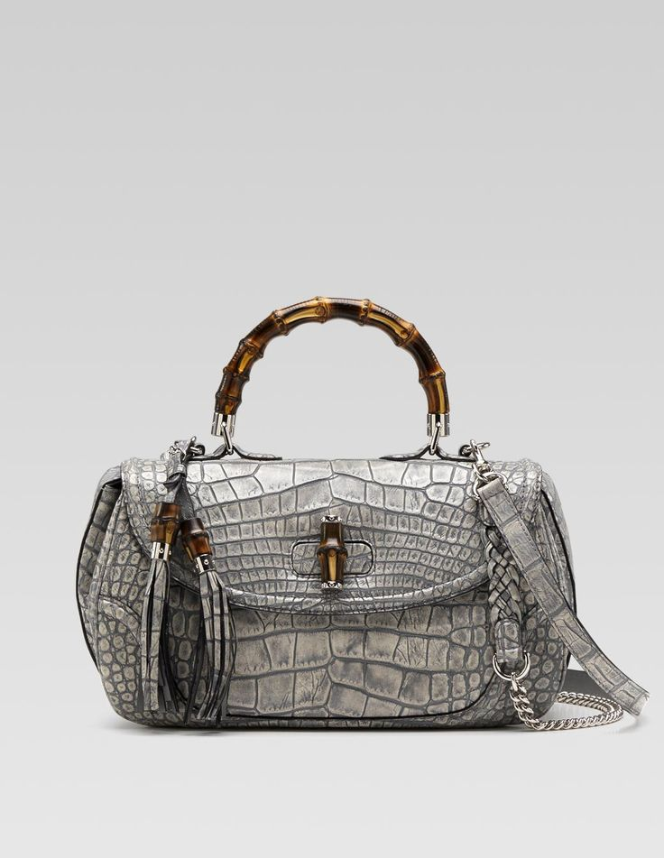 gucci bags australia. exotic gucci handbag in grey crocodile leather $15,500.00 bags australia