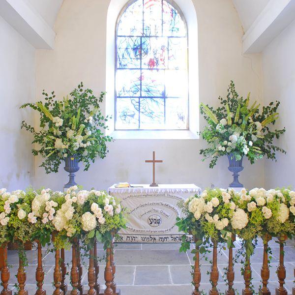 Flowers Church Wedding: 314 Best Feestbloem Naturel Images On Pinterest