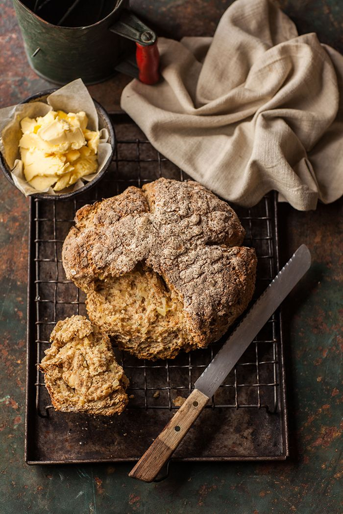 Paul Hollywoods Irish soda bread