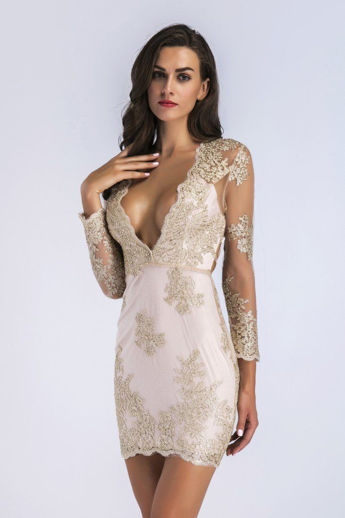 82fcc15e6a5c SHEER COCKTAIL DRESS | B ANN'S BOUTIQUE | Dresses, Sequin Dress ...