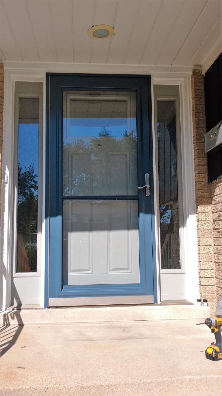 Preferred Window And Door Front Entry Door Amp Storm Door