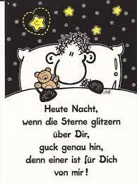 Gute Nacht,mein Schatz Dai Süßer Tiger… –  – #gutenmorgen