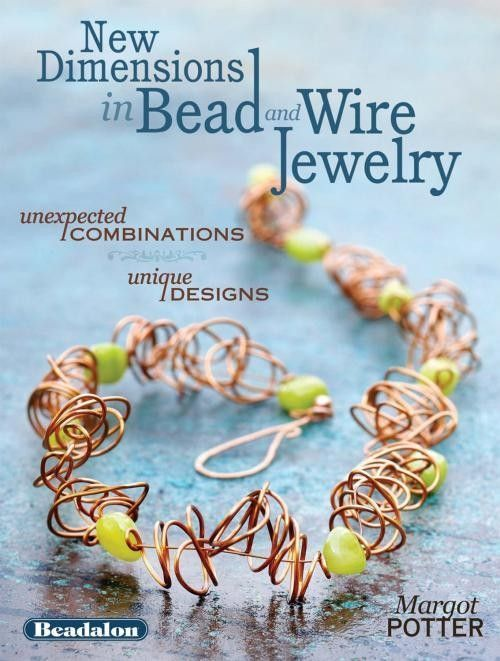 The 21 best jewelry making books images on pinterest diy jewellery new dimensions in bead and wire jewelry fandeluxe Images