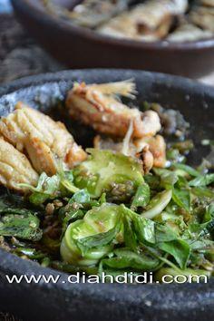 Diah Didi's Kitchen: Sambal Cibiuk Khas Garut