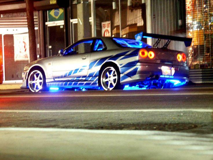 Cars wallpapers- 2 Fast 2 Furious | 677 - Cars desktop wallpapers ...