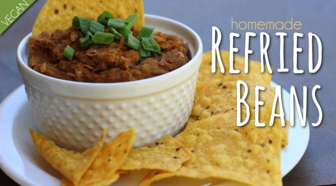 Vegan Refried Beans