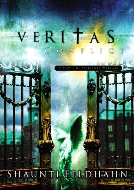 The Veritas Conflict by Shaunti Feldhahn.  The most challenging and intriguing book I've read. Hands down.