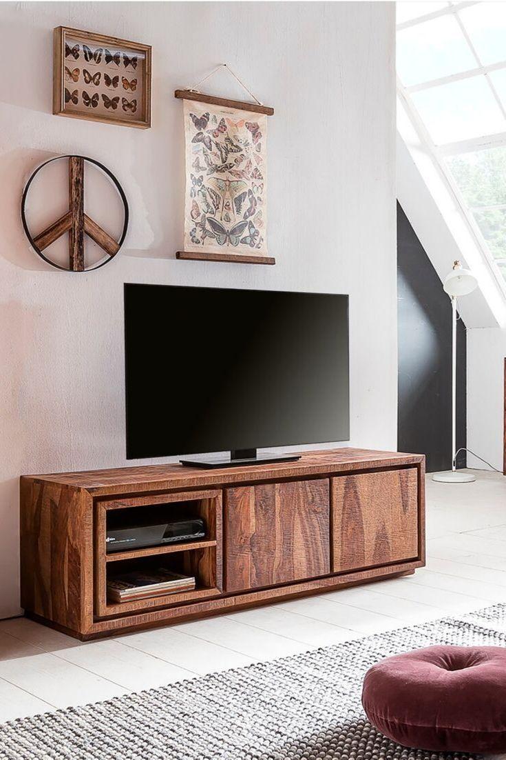 Tv Bank Blackdale Palisander Tv Mobel Lowboard Lowboard Tv Lowboard