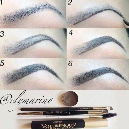 Doing Eyebrows | Eyebrow Design | Best Eyebrow Tip…
