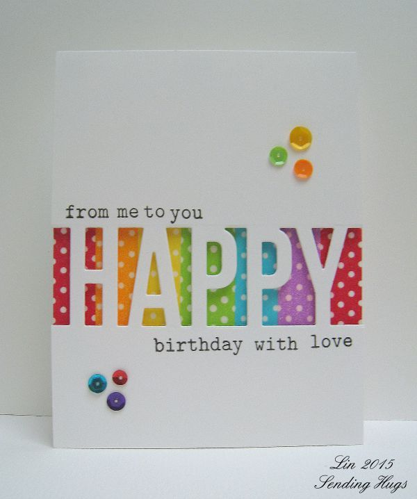 290 best Card Making Using Scraps images – Cricut Birthday Card Ideas