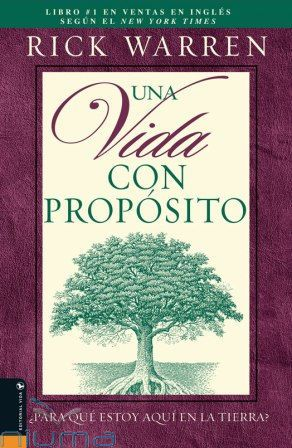 EL DESAFIO DEL AMOR... (RECURSOS CRISTIANOS) - LIBRO:UNA VIDA CON PROPOSITO...