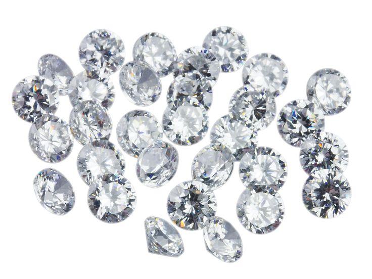 Zircon brillant rond blanc, 1,5 mm en sachet de 50 : 11,81€  http://www.cookson-clal.com/bijoux-perles/Zircon-brillant-rond-blanc-15-mm-en-sachet-de-50-prcode-61CZ-P150 Cookson Clal