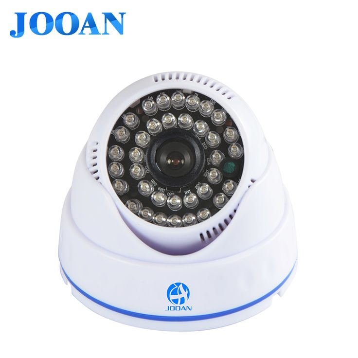 Indoor surveillance HD Conch Dome Camera 800TVL 1 / 3COMS CCD 24 IR LEDs http://minivideocam.com/wireless-camera-system-and-safety/