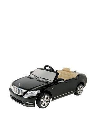 39% OFF Dexton Mercedes-Benz S-Klasse W221 2009 (Black) 6V Ride-On