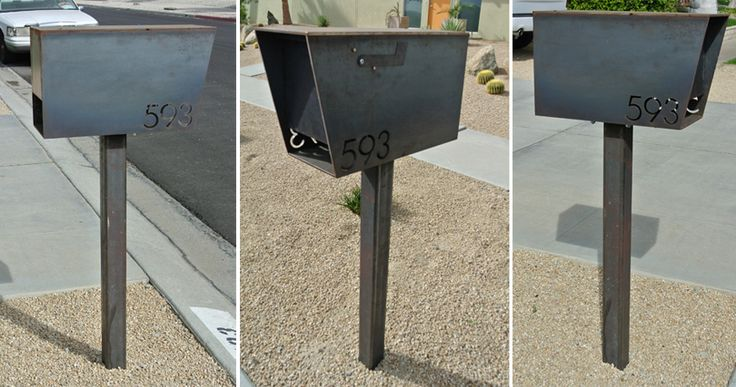 9 Best Images About Mailboxes Bc Some F Decided To