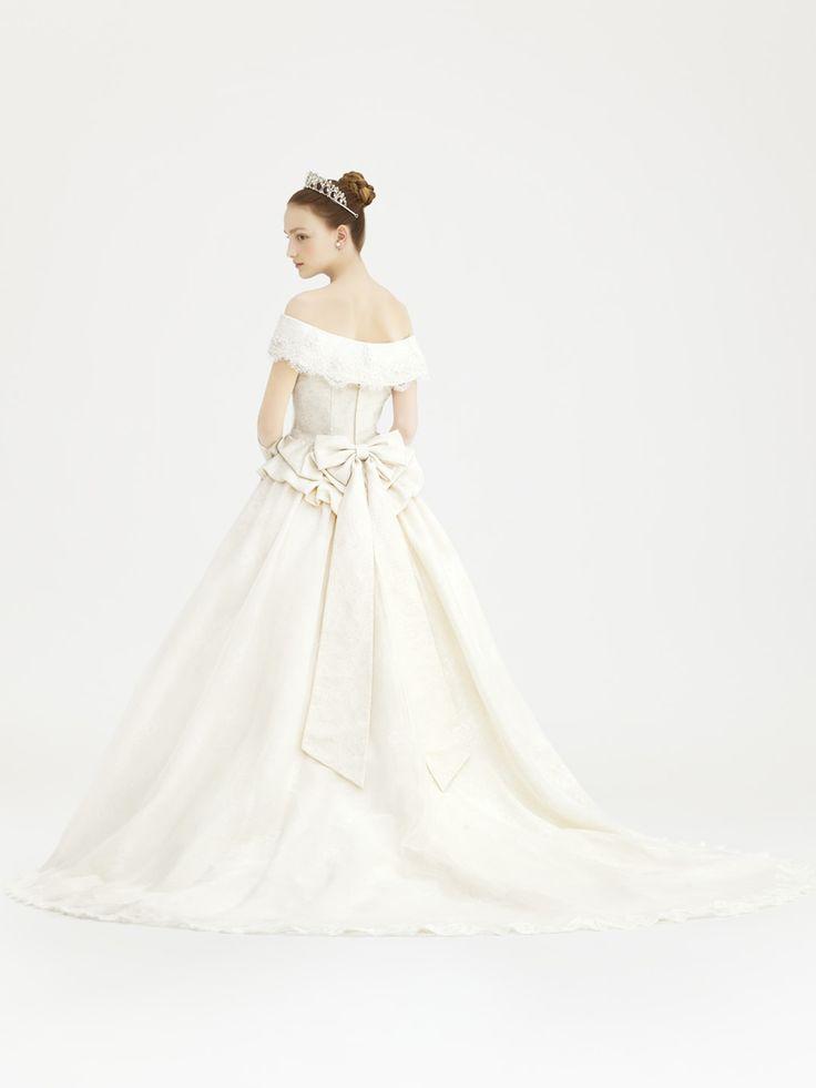 Ingres by Takami Bridal (back)