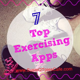 Top 7 Health and Exercise Apps