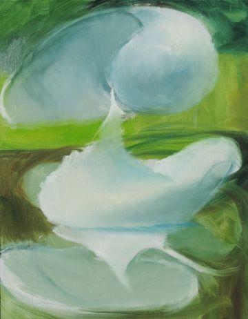 Александр Погоржельский, «Озеро» Из серии «Абстрактные скульптуры», 2014 год