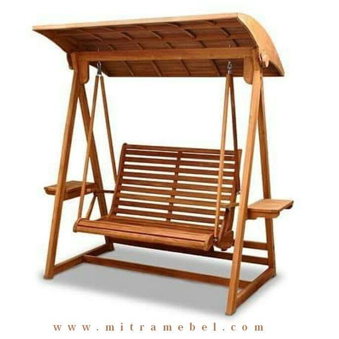 Ayunan Kayu Jati Terbaru merupakan produk furniture ayunan dari kayu yang kami tawarkan kepada anda yang mencari ayunan model terbaru dan cocok untuk furniture rumah anda. ayunan diproduksi menggunakan bahan bahan berkualitas dan harga ayunan kay