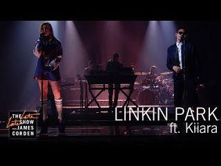Billboard Hot 100 - Letras de Músicas - Sanderlei: Heavy - Linkin Park Featuring Kiiara
