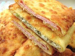 Супер-идея для завтрака: сырные лепешки на кефире | Простые советы