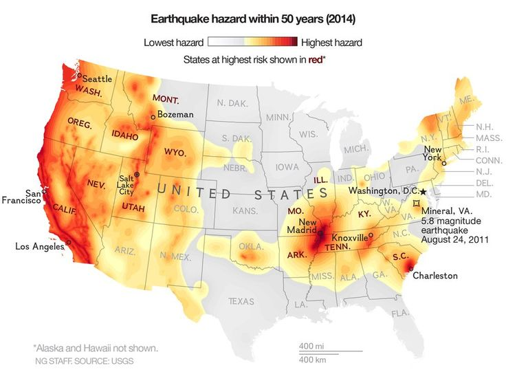 Best Earthquakes Images On Pinterest Earth Earth Science - Us fault line map