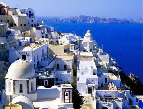 Santorini, Greece: One Day, Buckets Lists, Santorini Greece, Favorite Places, Dreams Vacations, Places I D, Travel, Greek Islands, Greek Isle