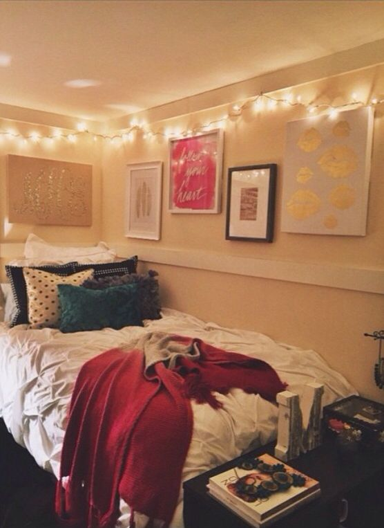 Best Dorm Inspiration Images On Pinterest Bedroom Ideas