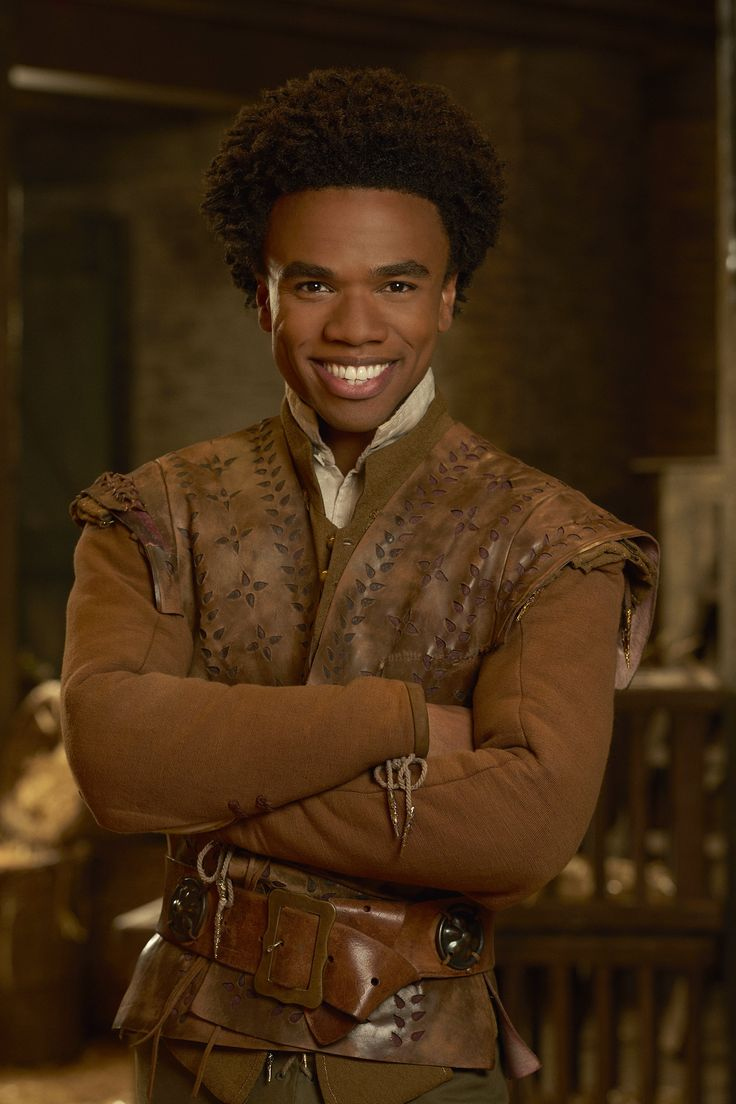"""""""Galavant"""" (Sid played by Luke Youngblood) 