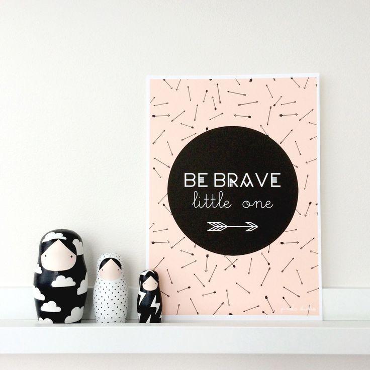 A Matte Black Kitchen Makes A Bold Statement In This: Soft Peach And Black Make A Bold Statement. Be Brave