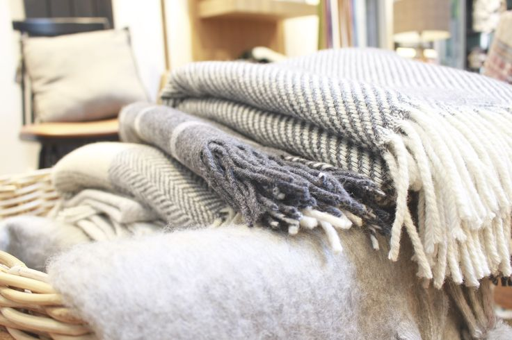 Cosy blankets and throws to snuggle up in this autumn