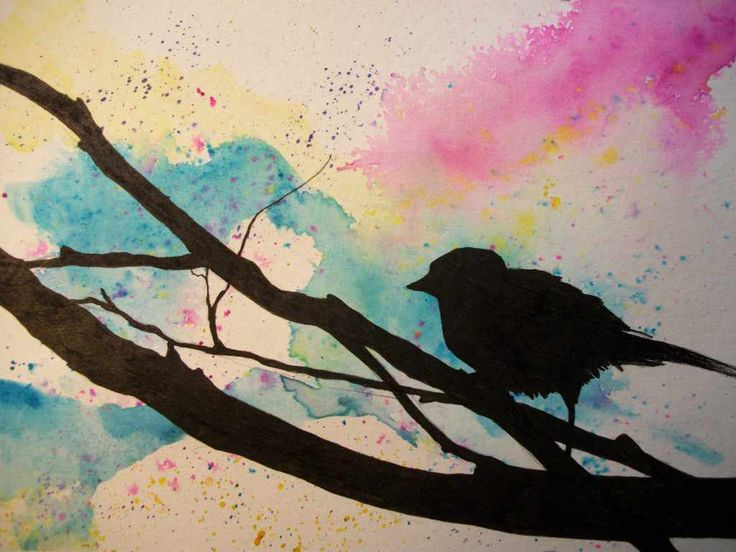 Best 25+ Watercolor bird tattoos ideas on Pinterest ...