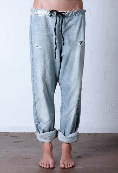 Denim Beach Pants.  I think I like these.
