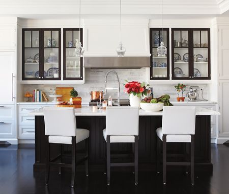 Black And White Kitchen Ideas best 25+ black white kitchens ideas on pinterest | contemporary